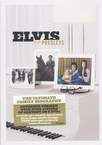 Cover Elvis Presley - Elvis By The Presleys [DVD]